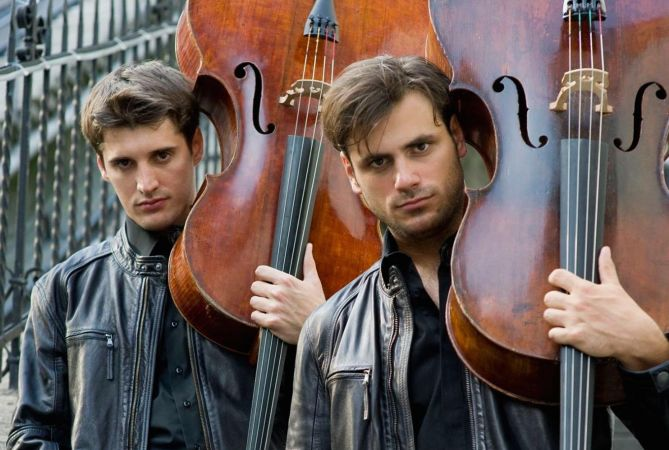 Late Cello Night - 2CELLOS Unplugged