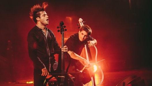 Late Cello Night - 2CELLOS Unplugged