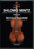 Violin Concerto Op. 6 No. 1 - Mintz, Shlomo