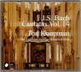 Kantater komplett vol 14 - Koopman, Ton / The Amsterdam Baroque Orchestra