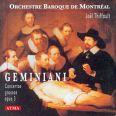 Concerti grossi, op. 3 - Thiffault, Joël/orchestre Baroque De Montréal