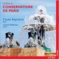 Flute at the Paris Conservatory - Régimbald, Claude/webster, Claude