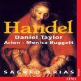 Handel: Sacred Arias - Taylor, Daniel/huggett, Monica/arion
