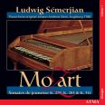 Mozart: Piano sonatas vol. I - Sémerjian, Ludwig