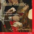 Complete Works for two equal viols, vol.2 - Les Voix Humaines