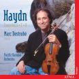 Haydn: Violin concertos - Destrubé, Marc/pacific Baroque Orchestra