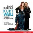 Weill: Songs /  Symphony No. 2 - Dufresne/nézet-séguin/orch.métro.du Grand Montréal