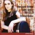Three Suites for Solo Cello - Denise Djokic