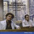 Violin concerto / Symphony 2 - Da Costa/amigo/orch.symphonique D'extremadura