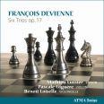 Six Trios Op. 17 Pour Basoon, Violon Et Violoncell - Lussier/giguère/loiselle