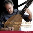 Livre de luth de Gioseppe Antonio Doni - Sylvain Bergeron