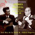 Segovia & Zeitgenossen Vol.10 - Segovia/rey De La Torre