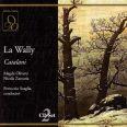 La Wally (bergamo, 1972) - Olivero / Zaccaria / Zanini / Farina / Zambon / Carroli