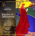 Pelleas Et Melisande (Rome 1969) - Henry Guy, Jeannette Pilou, Gabriel Bacquier, Nicola Zaccaria