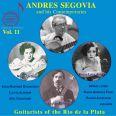 Segovia Vol.11+bonus Dvd - Segovia/barrios/ezcaray/anido