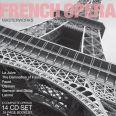 French Opera Masterworks. Fausts fördömelse  /  Carmen  /  Lakme  /  Faust  /  La Juive  /  Simson & Delila - Blandade artister