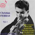 Christian Ferras Vol.1 - Ferras/sawallisch/ortf Orchestre Nat.