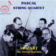 Mozart String Quart / pascal Quartet - Pascal Quartet