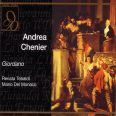 Andrea Chenier - Tebaldi / Del Monaco / Capuano