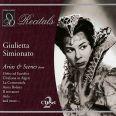 Arias & Scenes, Vol.1&2 - Simionato, Giulietta