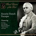 Favorite French Excerpts - Various Artists