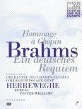 Ein deutsches Requiem - Herreweghe / Eerens / Foster-Williams / Orchestre des Champs-Élysées / Collegium Vocale Gent