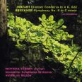 Clarinet Concerto K 622; Symphonie No. 8 - Matthias Schorn, Nicholas Milton & Innviertler Symphonie Orchestra