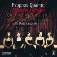 Quartet 14, op.105 / Piano Quintet in A op.81 - Quatuor Psophos