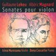 Violinsonater - Muresanu, Irina / Ciocarlie, Dana