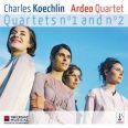Stråkkvartett 1 op.51  /  Stråkkvartett 2 op. 57 - Ardeo Quartet