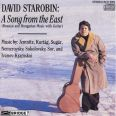A SONG FROM THE EAST. - Starobin, D.