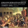 RECITAL. JOHH, SEBASTIAAN, BACH - Appel, A.