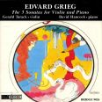 EDVARD GRIEG - Tarack, G. / Hancock, D.