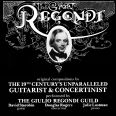THE GREAT REGONDI VOL. 1 - Giulio Regondi Guild