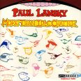 MORE THAN IDLE CHATTER - Lansky, Paul