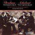 PIANO QUINTET OP.34 / TROUT QUINTET O - Budapest String Quartet