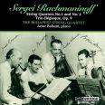 STRING QUARTETS NO.1 AND NO.2 / TRIO - Budapest String Quartet
