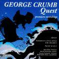 QUEST  /  FEDERICO'LITTLE SONGS FOR C - Speculum Musicae / Starobin, Davi