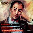 BRAHMS:PIANO QUARTET NR.1 OP.25  /  P - Balsam, Artur / Budapest String Quartet