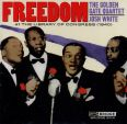 FREEDOM AT THE LIBRARY OF CONGRESS - Golden Gate Quartet / Josh White