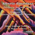 OVERTURE TO THE CREOLE 'FAUST'  /  OL - Odense Symph. Orchestra / Wagner, Jan