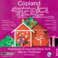APPALACHIAN SPRING - Harmonie Ensemble New York