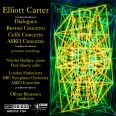 Dialogues / Boston Concerto (E.Carter Vol.7) - Bbc Symph. Orch./asko Ensemble/hodges