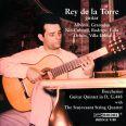Guitar Quintet in D / Guitar Works - De La Torre/the Stuyvesant String Quartet