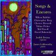 Songs & Encores - Bettina/goldsworthy