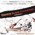 Stony Brook Soundings, volume 1 - Escher String Quartet/espina Ruiz/rhodebeck/nolen