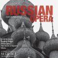 Russian Opera. 5 kompletta operor - Various Artist
