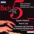 Bach and Sons - Katsaris, Cyprien