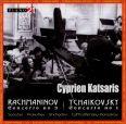Cyprien Katsaris Archives Vol. 1 Russian Music - Cyprien Kataris / Großes Rundfunkorchester Leipzig / Orchestre Radio-Symphonique De Lille
