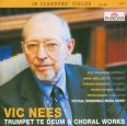Trumpet te Deum & Choral  Works IFF 42 - Mellaerts/verhaert/vocaal Ensemble Musa Horti
